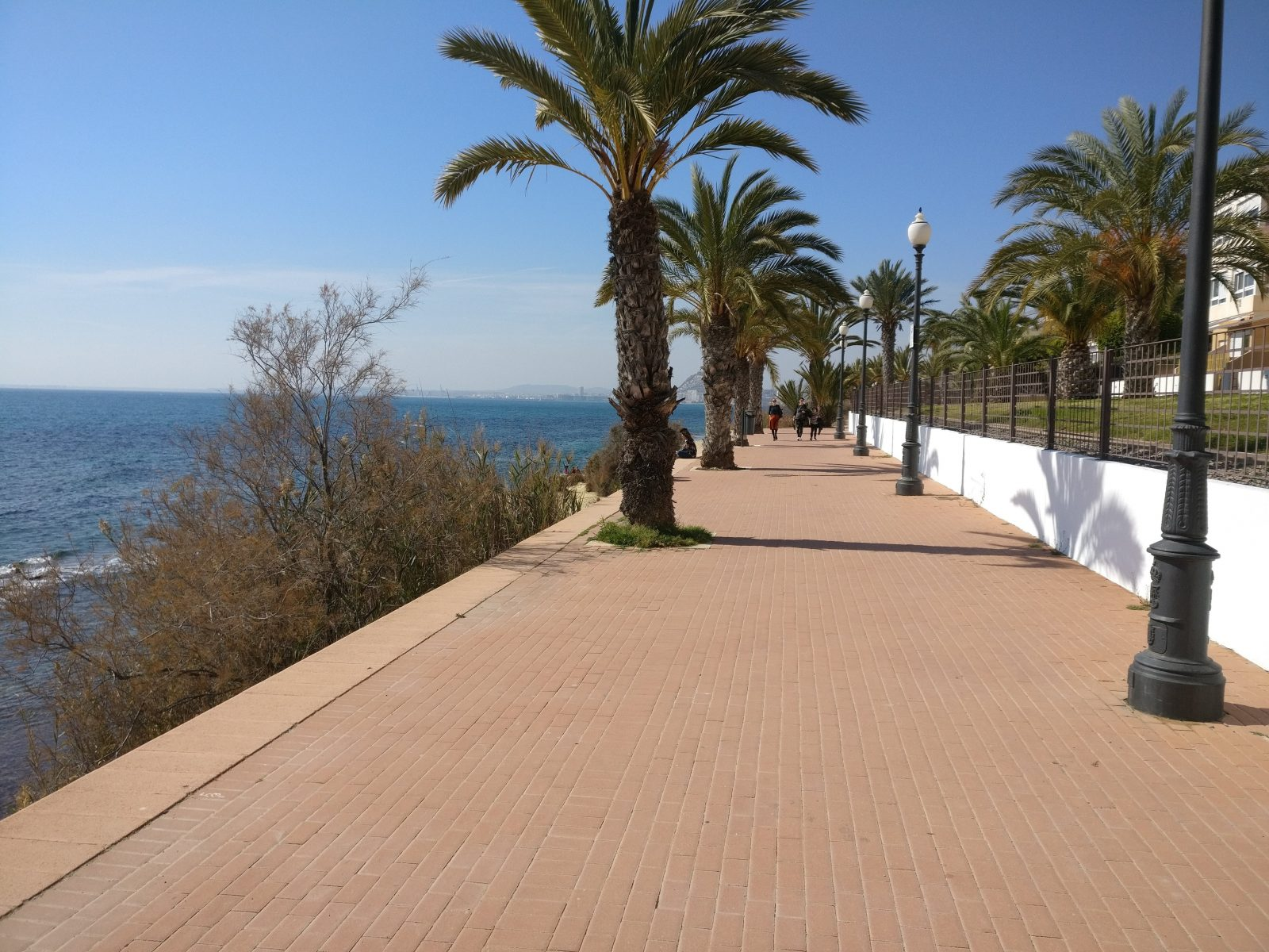 Paseo Cabo la Huerta