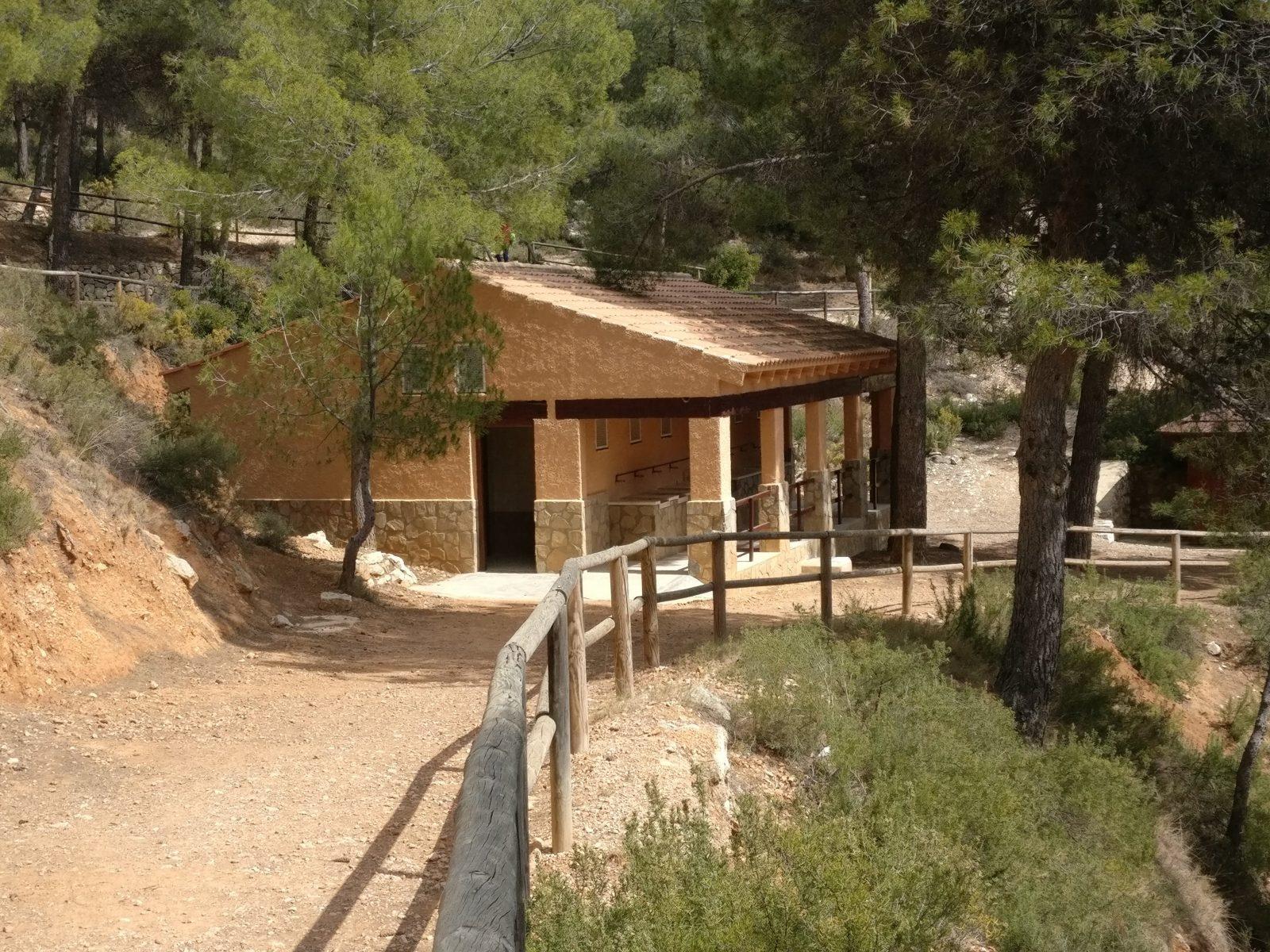 Merendero Ermita de Sant Pasqual IBI