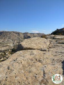 LLegando al Castellar