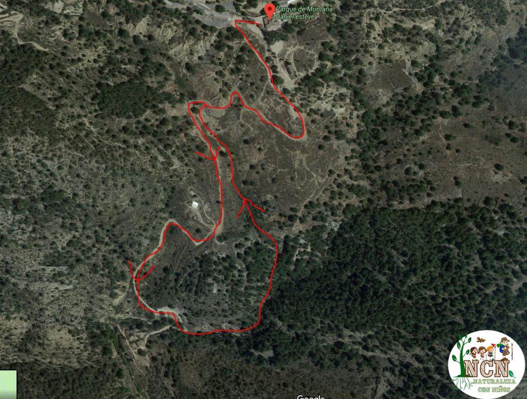 Ruta por el Parque de Montaña Daniel Esteve