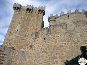 Castillo de Sancho Estrada Villaviciosa
