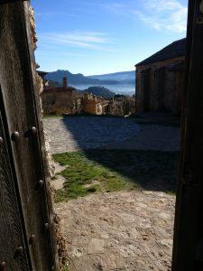 Vistas desde el cementerio Riópar Viejo