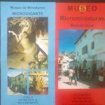 Museos microminiaturas y microgigantes de Manuel Ussá